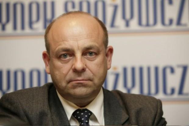 Prezes OSM Łowicz: Nie możemy oddać rynku galanterii