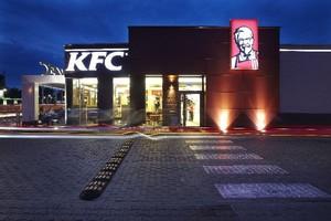 KFC stawia na galerie handlowe i wolnostojące restauracje typu drive thru