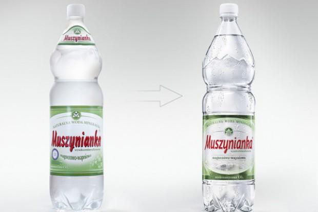 Woda Muszynianka przeszła dużą zmianę wizerunku