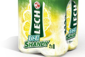 Kompania Piwowarska wchodzi na rynek z odmienionym Lech Ice Shandy