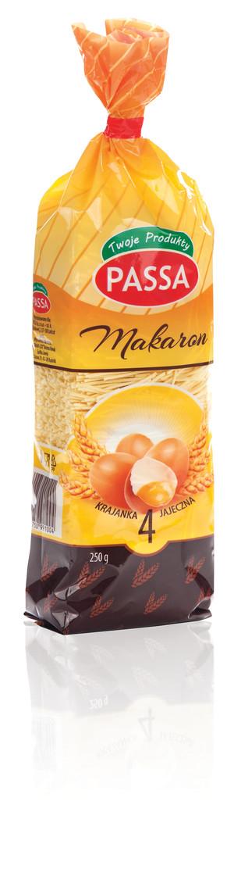 Zdjęcie numer 3 - galeria: Grupa Passa wprowadza własną markę produktów spożywczych