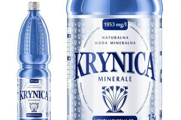 Właściciel marki Cisowianka inwestuje w wodę Krynica Minerale