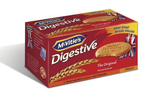 United Biscuits wprowadza ciastka McVities do Polski