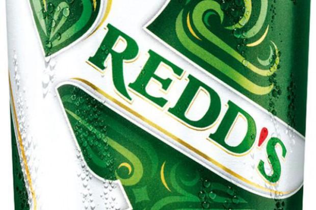 Piwo Redd's z odmienioną recepturą i odmienionym opakowaniem