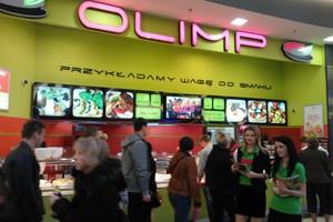 Sieć restauracji Olimp coraz większa