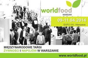 WorldFood Warsaw 2014: Święto dla branży gastronomicznej. Międzynarodowe Targi Żywności i Napojów już wkrótce rozpoczną się w Warszawie