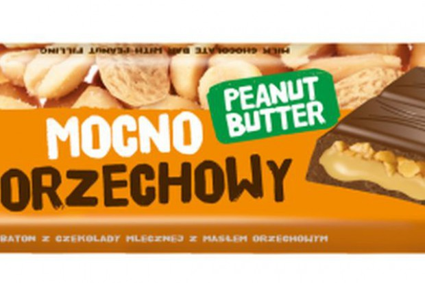 Wawel poleca Baton Mocno Orzechowy