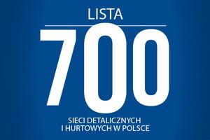 Lista 700 sieci detalicznych i hurtowych w Polsce