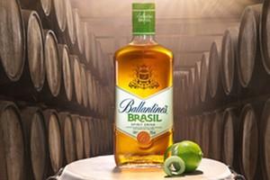 Ballantine's Brasil - nowość od Pernod Ricard