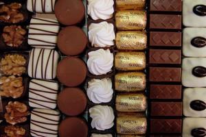 Słodycze są sprzedawane głównie w kanale dyskontowym