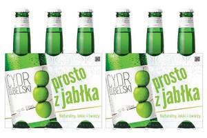 Ambra ma już 50 proc. rynku cydru w Polsce, wprowadza 3-pak
