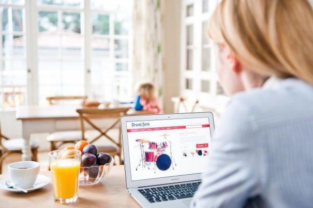 Zakupy spożywcze w sieci robi 1/4 internautów