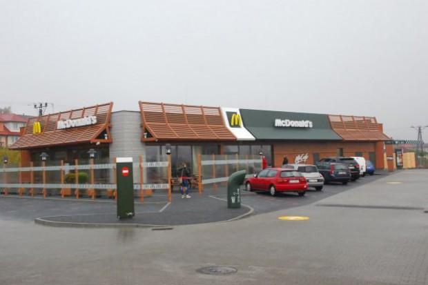 McDonalds: Spada sprzedaż w USA, rośnie w Europie