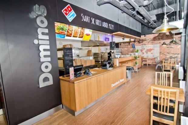 Dominos Pizza znacząco zwiększa sprzedaż