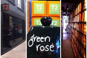 Unilever otwiera outlet z herbatami premium