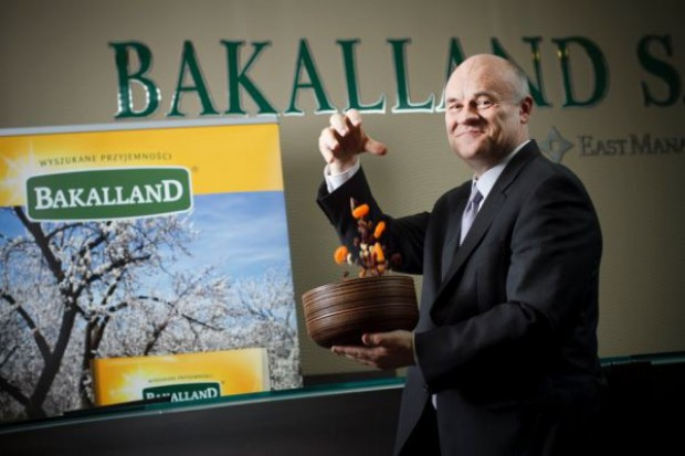 Prezes Bakallandu pracuje nad określeniem priorytetów spółki