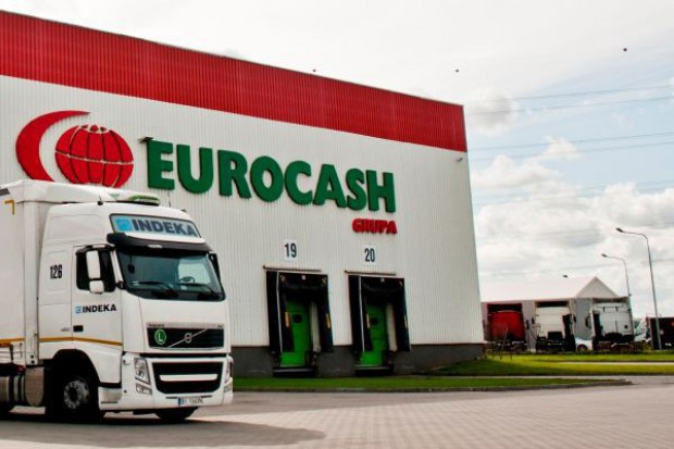 Grupa Eurocash notuje spadek sprzedaży. Problemem są Tradis i Stokrotka