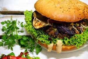 Green Way będzie otwierał bary serwujące wegetariańskie burgery