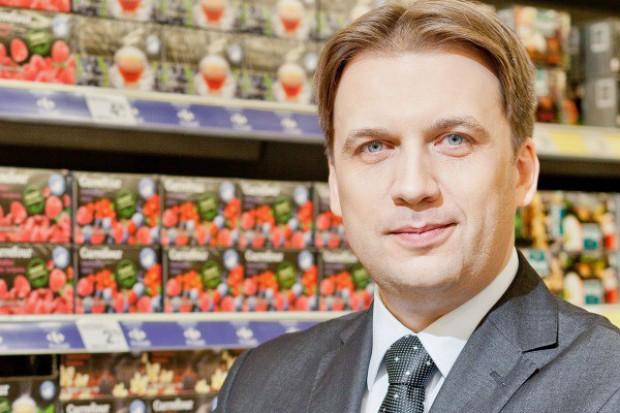 Robert Noceń szefem hipermarketów w Carrefour Polska