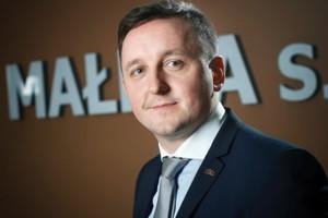 Przemysław Mroczek, dyrektor marketingu spółki Małpka S.A. - duży wywiad