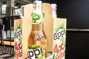 Firma +H2O liczy, że sprzeda w tym roku ponad 10 mln butelek cydru