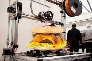 Żywność z drukarki