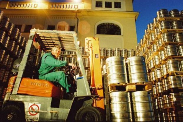 Kompania Piwowarska: Åšledzimy nowe trendy w technologii i logistyce