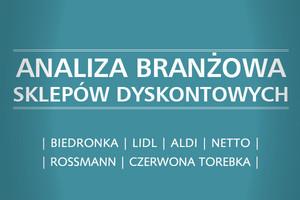 Analiza branżowa sklepów dyskontowych - edycja 2014
