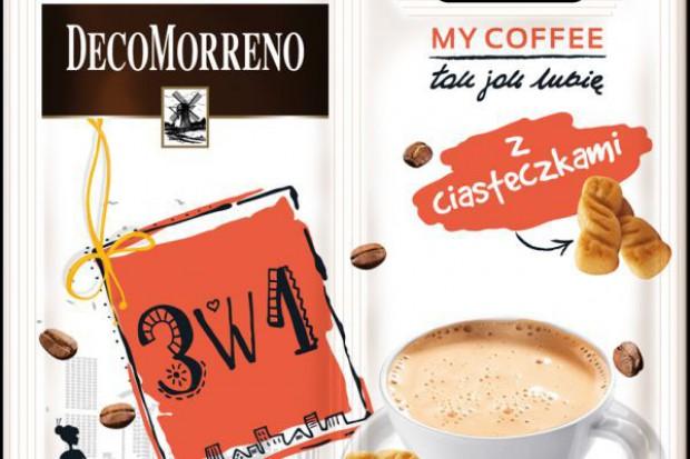 Maspex wchodzi na rynek kawy