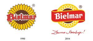 Zdjęcie numer 1 - galeria: Bielmar zmienia logo (zobacz na jakie)