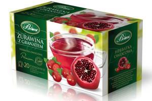 Biofluid: Ponad 6 mln zł dotacji na produkcję herbat wzbogaconych sokiem