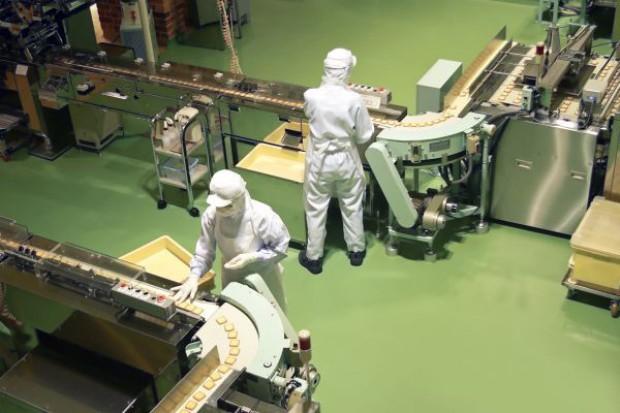 Wykorzystanie mocy produkcyjnych w przemyśle spożywczym