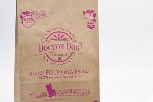 Marki Doctor Dog wprowadza nowe karmy dla psów