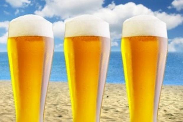 Obecne upały nie sprzyjają branży piwnej