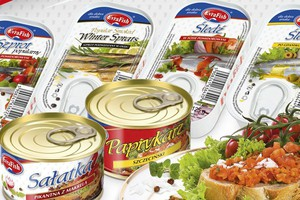Stek-Rol intensywnie rozwija marki Evrafish i Goldfish