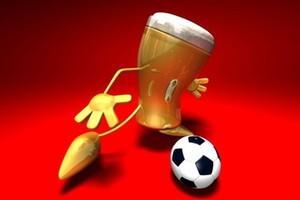 Branża piwowarska liczy na Mundial w Brazylii