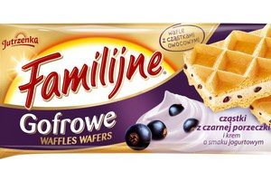 Marka Familijne rozszerza ofertę wafelków
