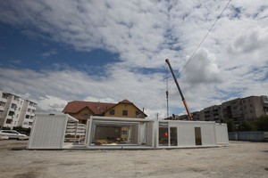 Zdjęcie numer 3 - galeria: Sieć Profi otwiera pierwszy sklep modułowy w Europie Południowo-Wschodniej - zdjęcia