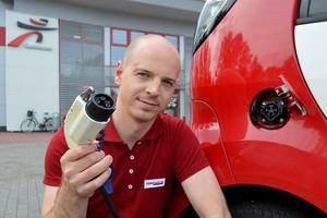 Intermarche będzie uruchamiać przy sklepach stacje do ładowania samochodów elektrycznych