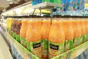 Rośnie kategoria soków, nektarów i napojów niegazowanych