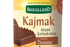 Nowy kajmak od Bakalland