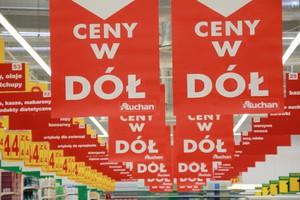 Zdjęcie numer 3 - galeria: Auchan otwiera 30. hipermarket w Polsce - zdjęcia