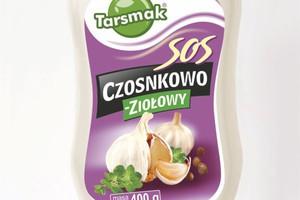 Sos czosnkowo-ziołowy - nowość od Tarsmak