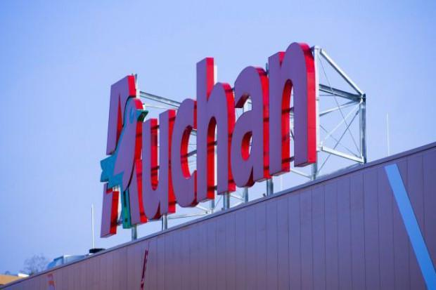 Auchan kupuje centra handlowe, w których były hipermarkety Real