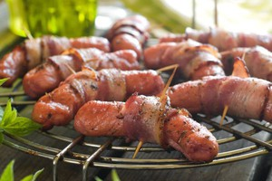 Kiełbasa wciąż najczęściej wybieranym produktem na grill