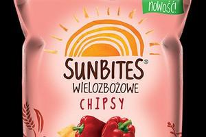 PepsiCo wprowadza wielozbożowe przekąski Sunbites