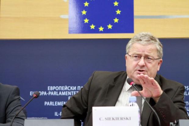 Czesław Siekierski o priorytetach po wyborze na przewodniczącego unijnej komisji rolnictwa