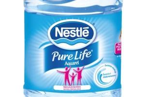 Nestle stworzyło globalną markę wody