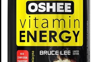 Oshee Vitamin Bruce Lee już w sprzedaży