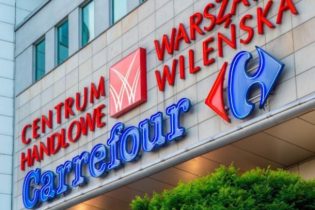 Szef Grupy Carrefour odwiedził Polskę